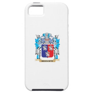Herberte Coat of Arms - Family Crest Cover For iPhone 5/5S