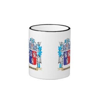 Herberte Coat of Arms - Family Crest Coffee Mug