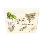 Herbes de Provence, lavanda, tomillo, orégano Impresión En Lienzo