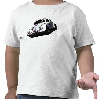 Herbie el insecto Disney del amor Camiseta