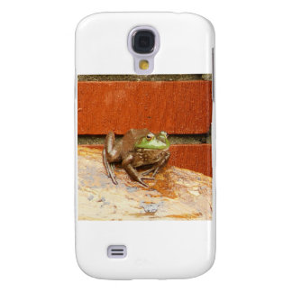 Herbie the Frog Galaxy S4 Cover