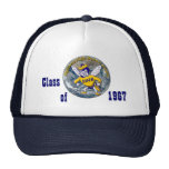 Herbie the Hornet Travels the World Mesh Hats