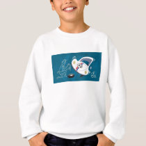 Herbie The Love Bug animated Disney Sweatshirt