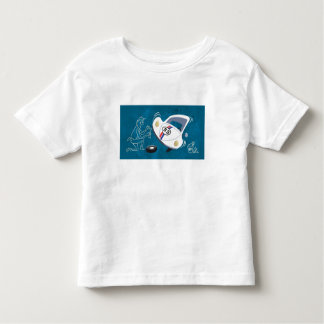 Herbie The Love Bug animated Disney Toddler T-shirt
