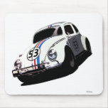 Herbie The Love Bug Disney Mouse Pads