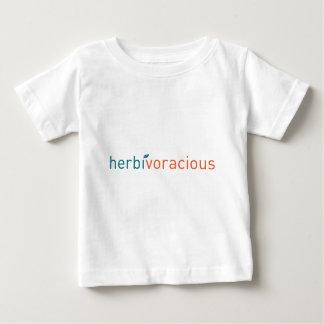 Herbivoracious! Baby T-Shirt