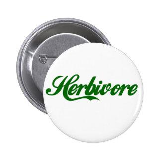 Herbivore 2 Inch Round Button