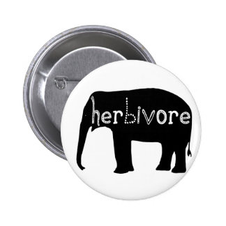 Herbivore - Elephant Button