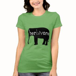 Herbivore - Elephhant Tee Shirt