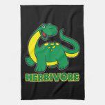 Herbivore Hand Towel