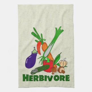 Herbivore Kitchen Towel