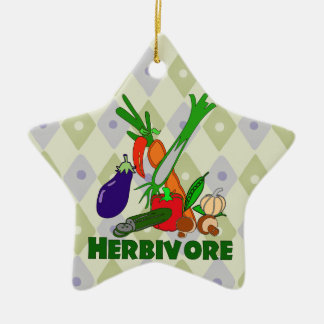 Herbivore Christmas Ornaments
