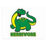 Herbivore Postcard