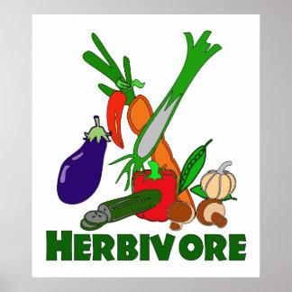 Herbivore Poster