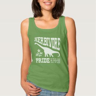 Herbivore Pride Vegetarian Dinosaur Tank Top