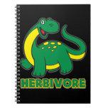 Herbivore Spiral Note Books