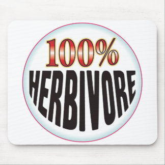 Herbivore Tag Mouse Pad