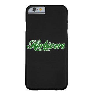 Herbivore Vegan Vegetarian Barely There iPhone 6 Case