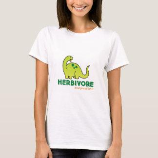 Herbivore Vegetarian Dinosaur T-shirt