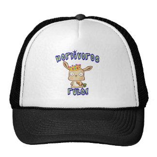 Herbivores Rule Hats