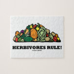 Herbivores Rule! (Pile Of Vegetables) Puzzles