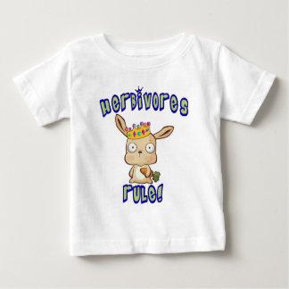 Herbivores Rule T-shirt