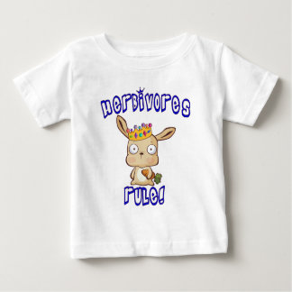 Herbivores Rule Tshirts