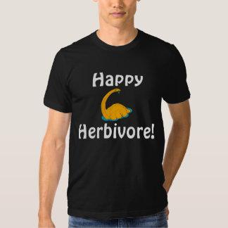 Herbívoro feliz - Sauropod Camisas