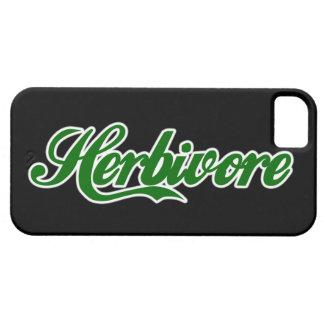 Herbívoro iPhone 5 Case-Mate Cárcasas