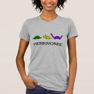 Herbívoros Camisetas