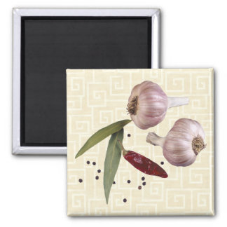 Herbs and Spices Magnet