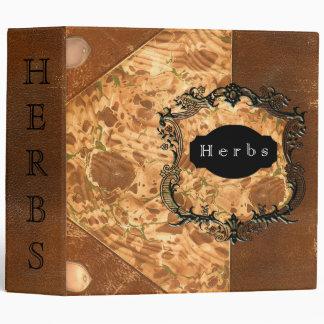Herbs Vinyl Binders