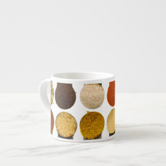 Herbs Spices & Powdered Ingredients Espresso Cup
