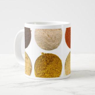 Herbs Spices & Powdered Ingredients Large Coffee Mug