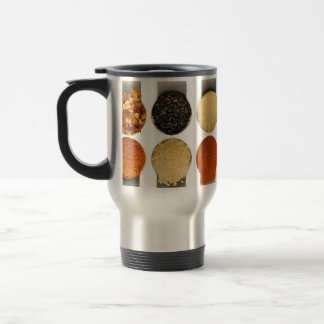 Herbs Spices Powdered Ingredients Coffee Mug
