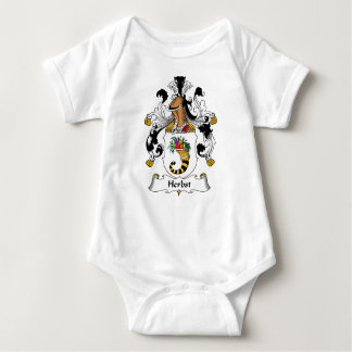 Herbst Family Crest Baby Bodysuit