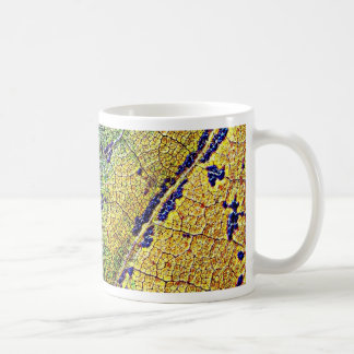 Herbstblatt - by AbBe Coffee Mug