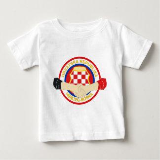 Herceg Bosna, Rukovanje Baby T-Shirt