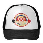 Herceg Bosna, Rukovanje Hats
