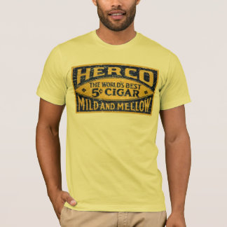 Herco Cigar-1905 - distressed T-Shirt