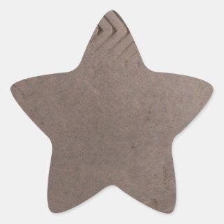 Herculean Tasks Star Sticker