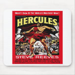 """""""Hércules"""" (1958) Mousepad Tapete De Raton"""