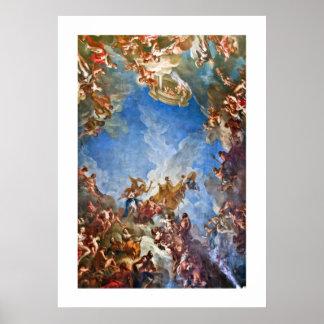 Hercules Allegory Poster