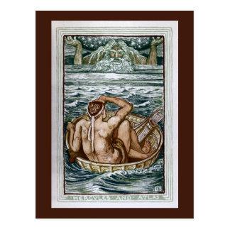 Hercules and Atlas Postcard