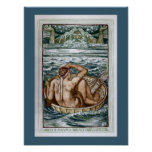 Hercules and Atlas Poster