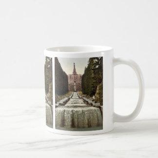 Hercules and Cascades, Wilhelmshohe, Cassel (i.e., Coffee Mug