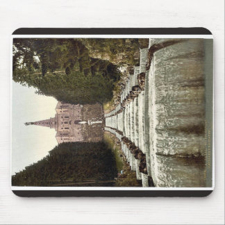 Hercules and Cascades, Wilhelmshohe, Cassel (i.e., Mouse Pad
