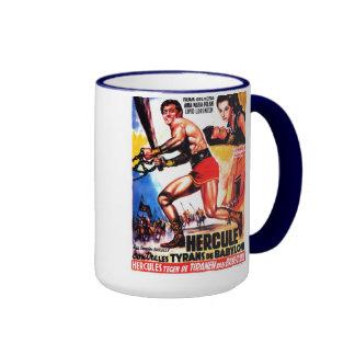 """Hercules and the Tyrants of Babylon"" Mug"