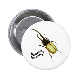 Hercules Beetle Pin