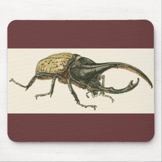 Hercules Beetle Mouse Pad